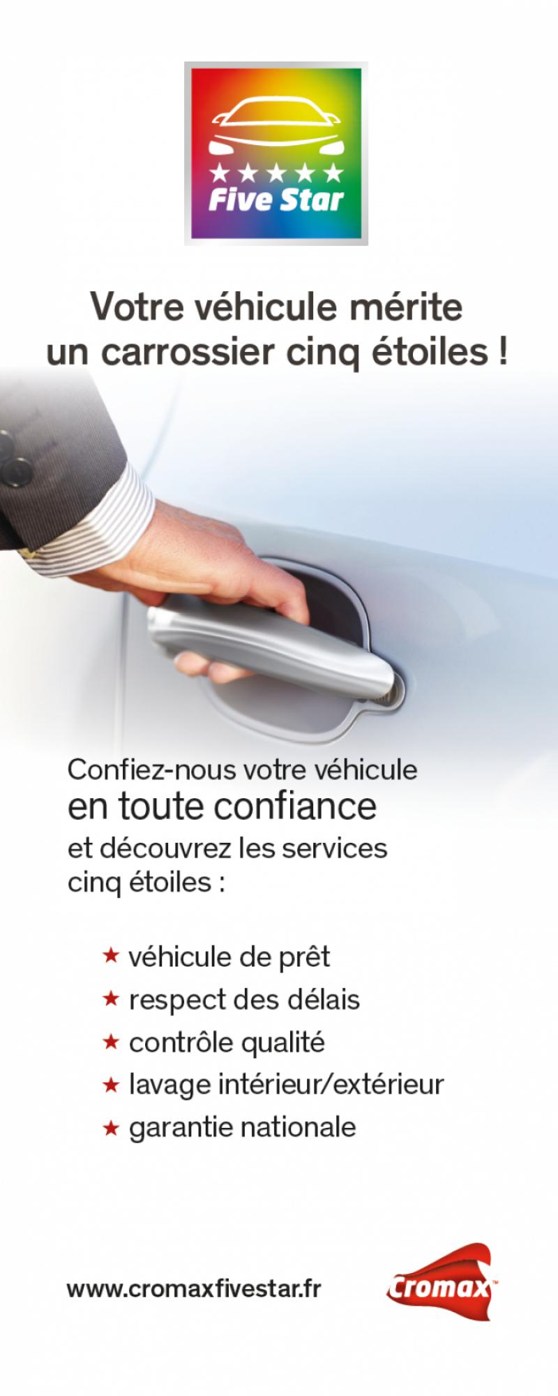 Un service 5 etoiles carrosserie marignane garage - Garage des etoiles montigny les cormeilles ...